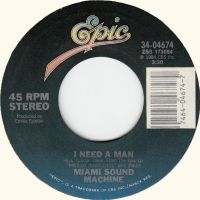Cover Miami Sound Machine - I Need A Man