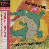 Cover Miami Sound Machine - Prisoner Of Love