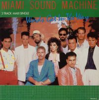 Cover Miami Sound Machine - Words Get In The Way