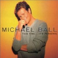 Cover Michael Ball - This Time... It's Personal