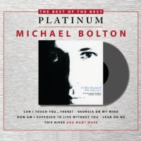 Cover Michael Bolton - Greatest Hits 1985-1995