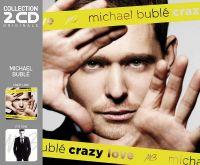 Cover Michael Bublé - Crazy Love + It's Time
