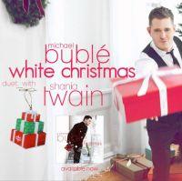 Cover Michael Bublé & Shania Twain - White Christmas