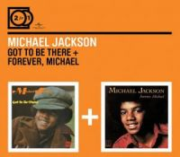 Cover Michael Jackson - 2 For 1: Got To Be There + Forever, Michael