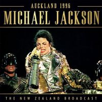 Cover Michael Jackson - Auckland 1996