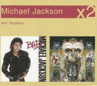 Cover Michael Jackson - Bad / Dangerous