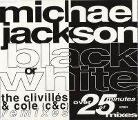 Cover Michael Jackson - Black Or White