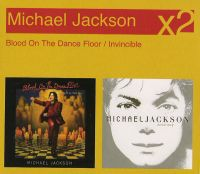 Cover Michael Jackson - Blood On The Dancefloor / Invincible