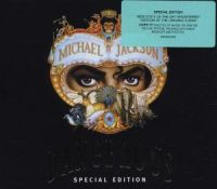 Cover Michael Jackson - Dangerous (Special Edition)