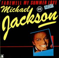 Cover Michael Jackson - Farewell My Summer Love