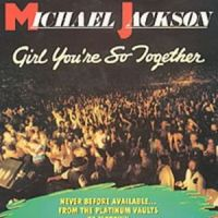 Cover Michael Jackson - Girl You're So Together