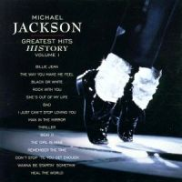 Cover Michael Jackson - Greatest Hits - History Vol. 1