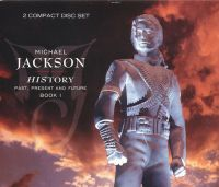 Cover Michael Jackson - HIStory: Past, Present And Future - Book I