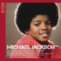 Cover Michael Jackson - Icon