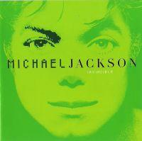Cover Michael Jackson - Invincible