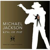 Cover Michael Jackson - King Of Pop - Edição portuguesa