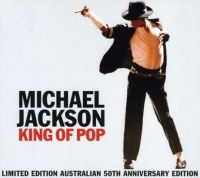 Cover Michael Jackson - King Of Pop - The Australian Collection
