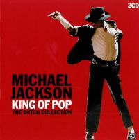 Cover Michael Jackson - King Of Pop - The Dutch Collection