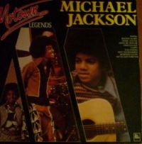 Cover Michael Jackson - Motown Legends