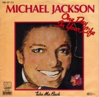 Cover Michael Jackson - One Day In Your Life