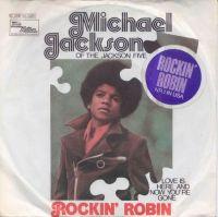 Cover Michael Jackson - Rockin' Robin