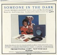 Cover Michael Jackson - Someone In The Dark