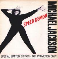 Cover Michael Jackson - Speed Demon