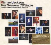 Cover Michael Jackson - Tour Souvenir Pack