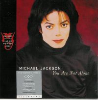 Cover Michael Jackson - You Are Not Alone