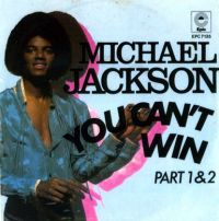 Cover Michael Jackson - You Can't Win