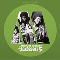 Cover Michael Jackson & The Jackson 5 - Motown Anniversary
