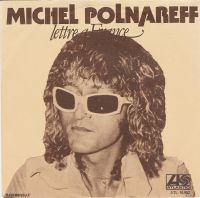 Cover Michel Polnareff - Lettre à France