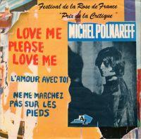 Cover Michel Polnareff - Love Me, Please Love Me