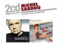 Cover Michel Sardou - 2cd originaux: Du plaisir / Être une femme (2010)