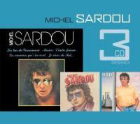 Cover Michel Sardou - Les lacs du Connemara / Le France / Chanteur de jazz