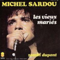 Cover Michel Sardou - Les vieux mariés