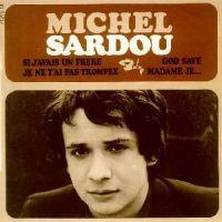 Cover Michel Sardou - Si j'avais un frère