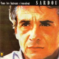 Cover Michel Sardou - Tous les bateaux s'envolent