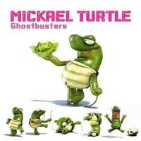 Cover Mickael Turtle - Ghostbusters
