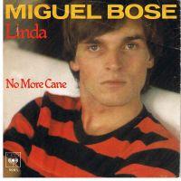 Cover Miguel Bosé - Linda