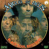 Cover Miguel De Deus - Black Soul Brother