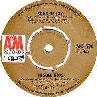 Cover Miguel Rios - A Song Of Joy