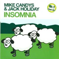 Cover Mike Candys & Jack Holiday - Insomnia