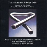 Cover Mike Oldfield & The Royal Philharmonic Orchestra - The Orchestral Tubular Bells
