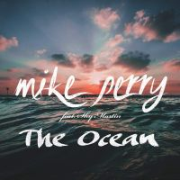 Cover Mike Perry feat. Shy Martin - The Ocean