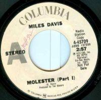 Cover Miles Davis - Molester