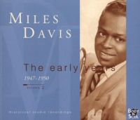 Cover Miles Davis - The Early Years 1947-1950, Volume 2