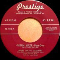 Cover Miles Davis Quartet - Green Haze