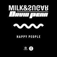 Cover Milk & Sugar, David Penn - Happy People