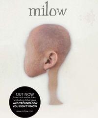 Cover Milow - Milow